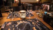 Dining with the Stars on the Gornergrat - star map