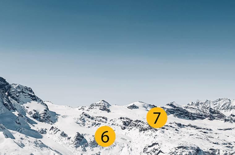 Glacier names 3