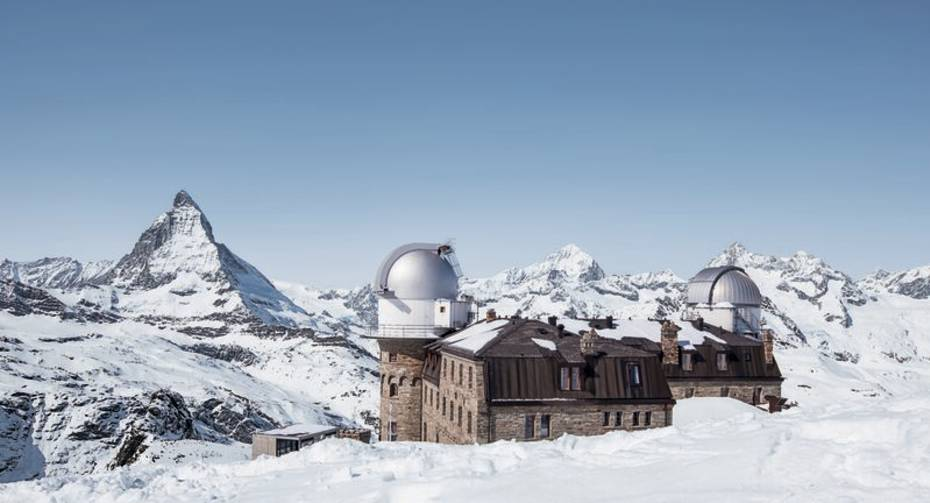 Top of Gornergrat - Kulmhotel