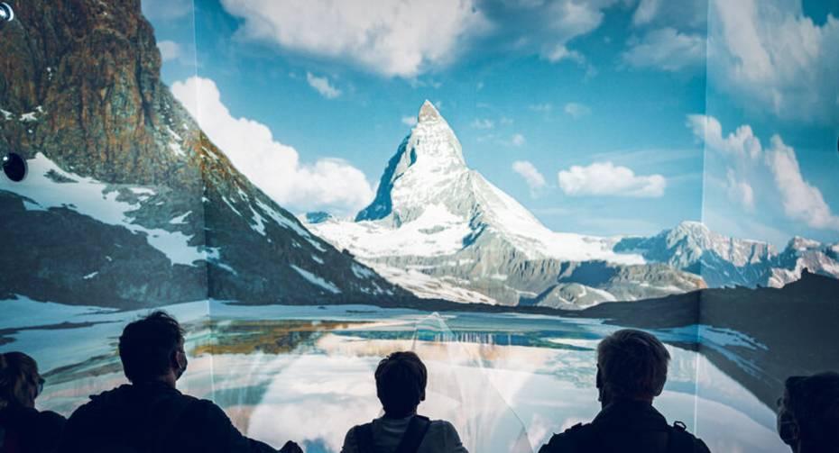 Zooom the Matterhorn: Zooom 2 - 3D Cinéma