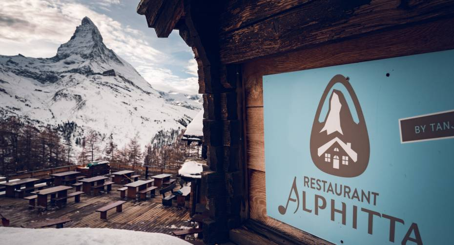 Restaurant Alphitta Riffelalp