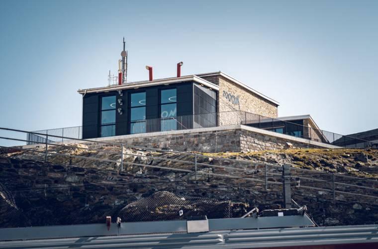 Zooom the Matterhorn - Bâtiment