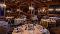 Restaurant im Riffelalp Resort auf dem Gornergrat