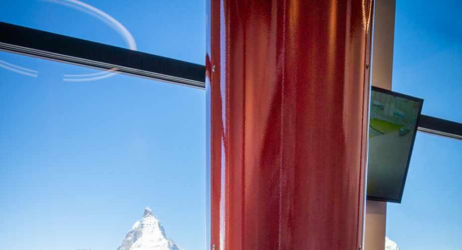 Mit dem Periskop aufs Matterhorn blicken - Zooom the Matterhorn