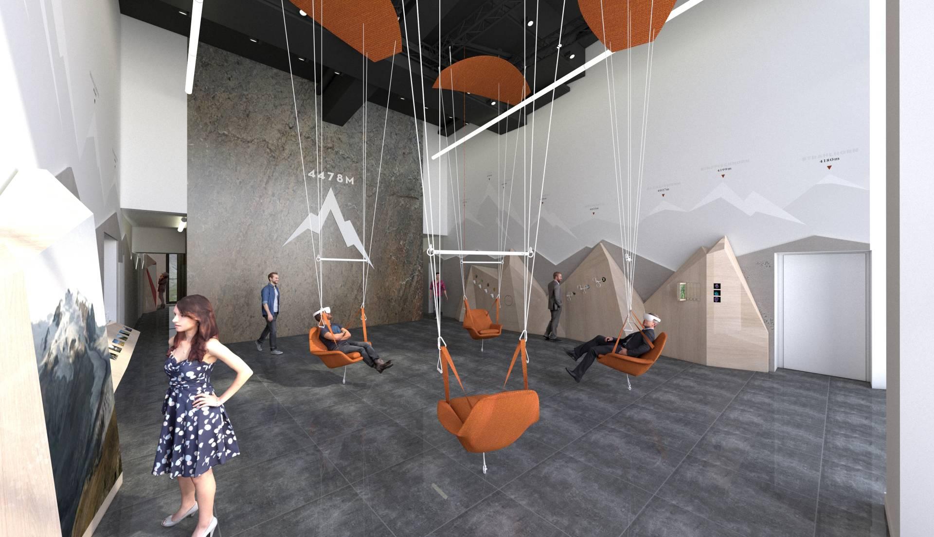 Gornergrat Zooom Paraglider -Gleitschirmflüge
