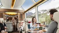 Excellence Class im Glacier Express