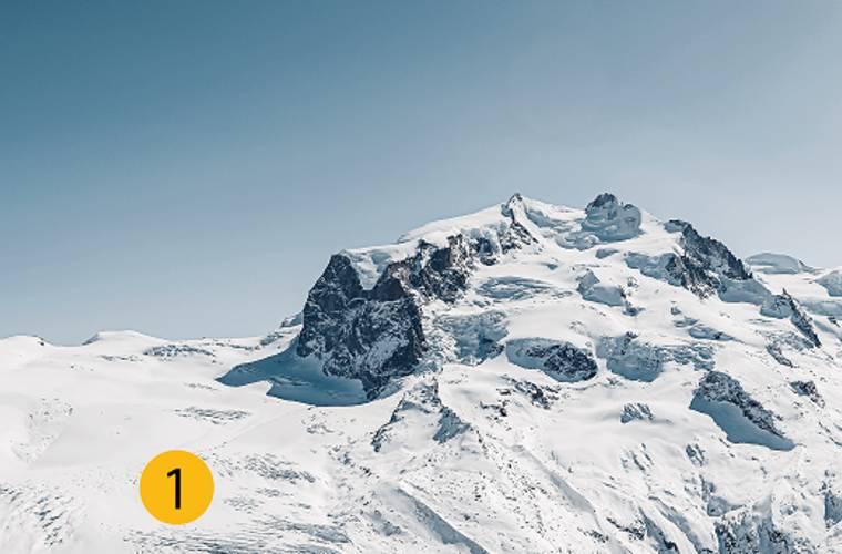 Glacier names 1