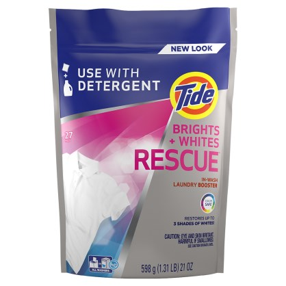 Tide Brights and Whites Rescue