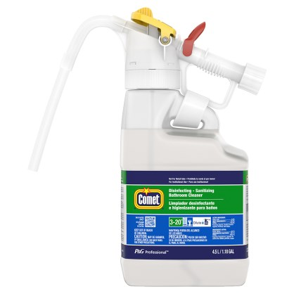 Comet Dilute2go Disinfecting and Sanitizing Bathroom Cleaner
