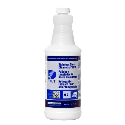DCT Stainless Steel Cleaner and Polish