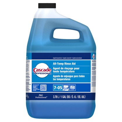 Cascade Professional All-Temp Rinse Aid