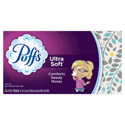 Puffs Ultra and Plus