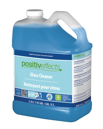 Positiveffects Glass Cleaners