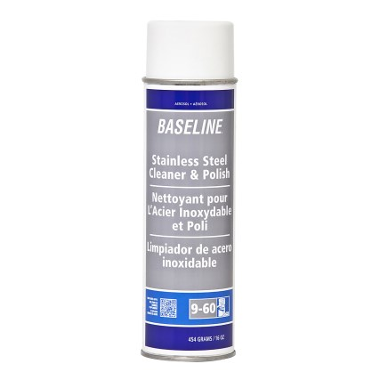 Baseline Stainless Steel Cleaner