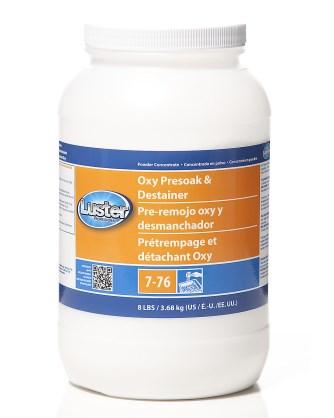 Luster Professional Oxy Presoak & Destainer