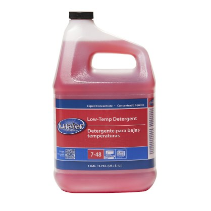 Luster Professional Low-Temp Detergent