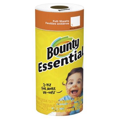 Bounty Essentials Paper Towels