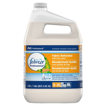 Febreze Professional Fabric Refresher with Gain