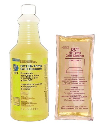 DCT Hi-Temp Grill Cleaner
