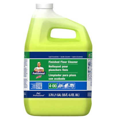 Mr clean professional finished floor cleaner