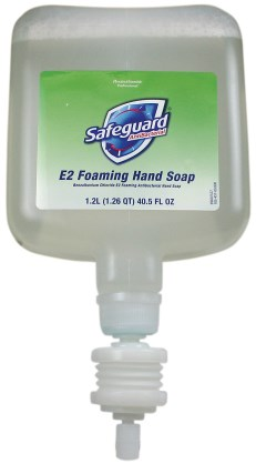 Safeguard Foaming Anti-Bacterial Hand Soap