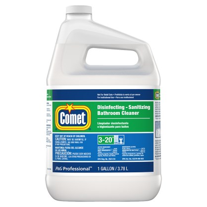 Comet Disinfecting - Sanitizing Bathroom Cleaner