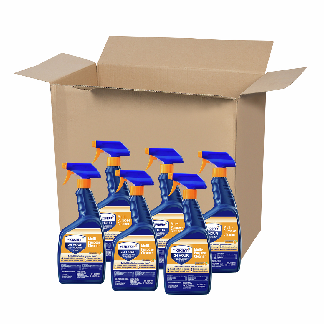 Microban Professional Multi-Purpose Cleaner
