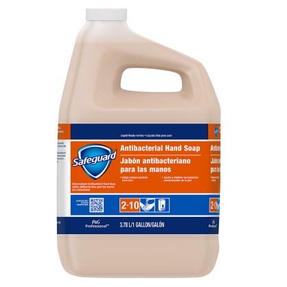 Safeguard Liquid Anti-Bacterial Hand Soap