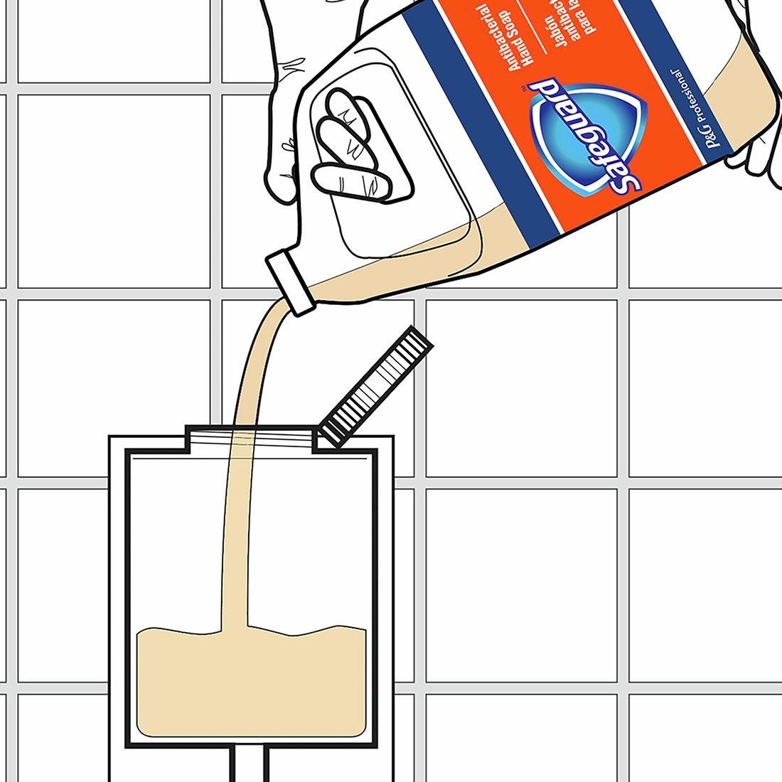Safeguard Liquid Non Anti-Bacterial Hand Soap