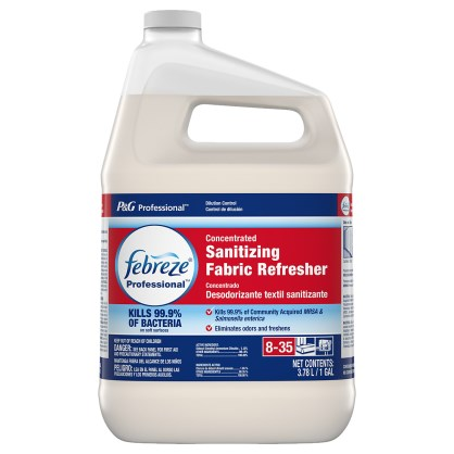 Febreze Professional Sanitizing Fabric Refresher