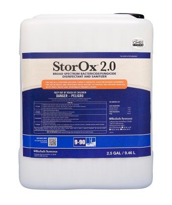 StorOx 2.0 Produce Wash Liquid