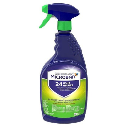 Microban 24 Hour Multipurpose Cleaner