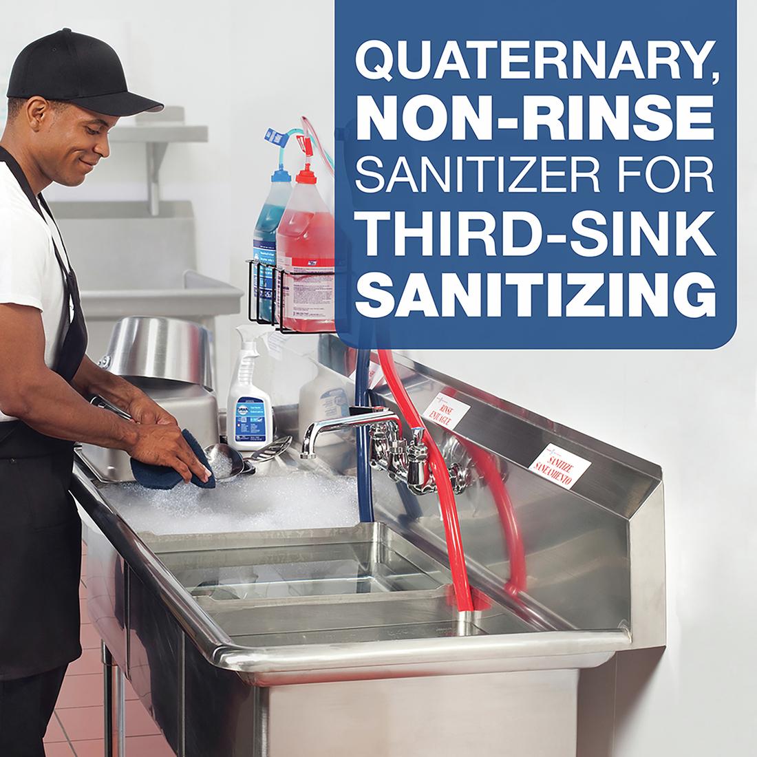 Clean Quick Broad Range Quaternary