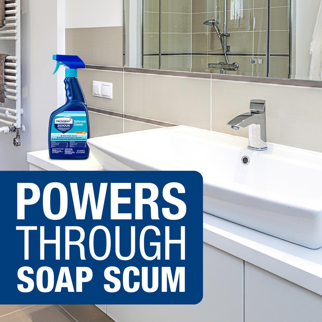 Microban Professional Bathroom Cleaner