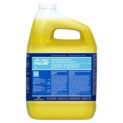 P&G Pro Line Disinfecting Floor & Surface Cleaner II