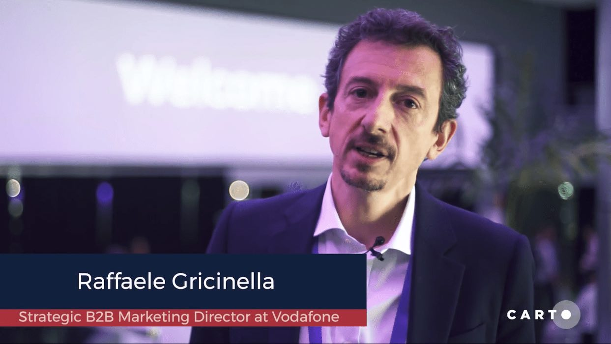 How Vodafone creates Insights from Mobile Data