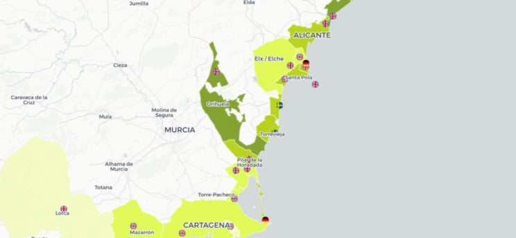 Where Do Expats Invest in Property on the Spanish Coast?
