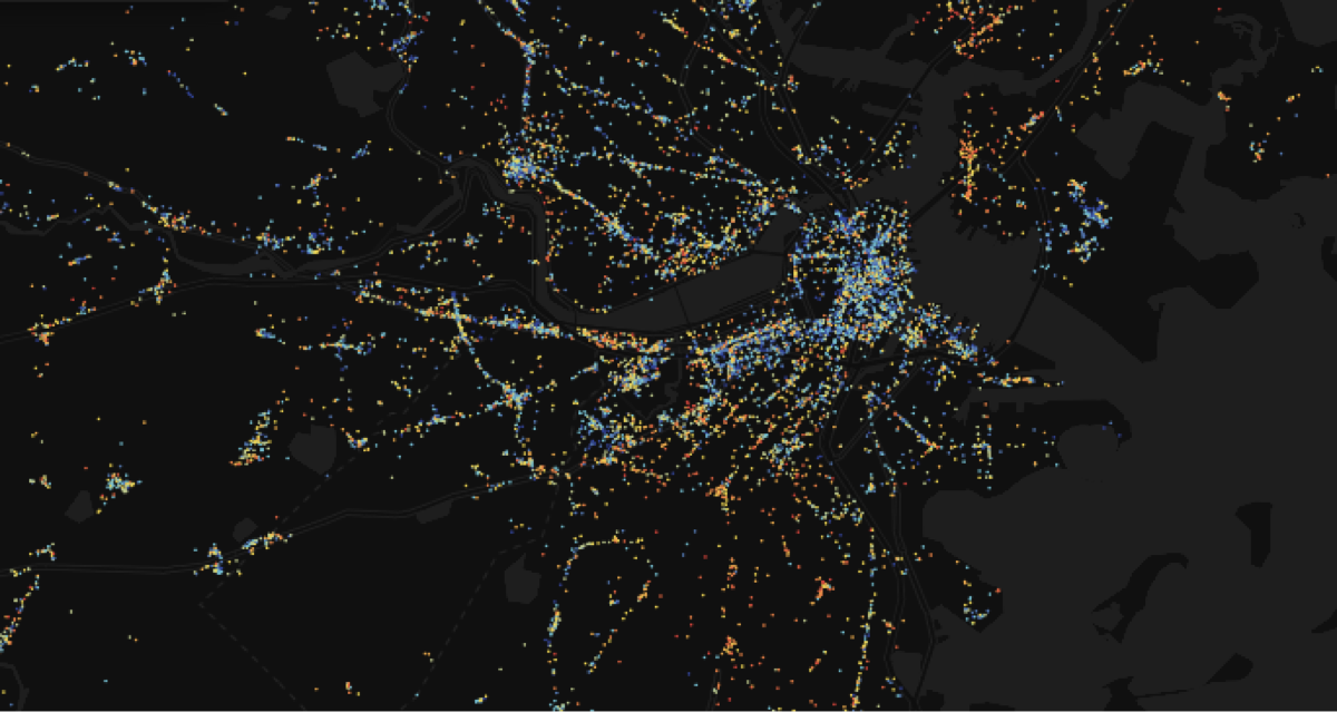Mapping Segregation: MIT's Atlas of Inequality