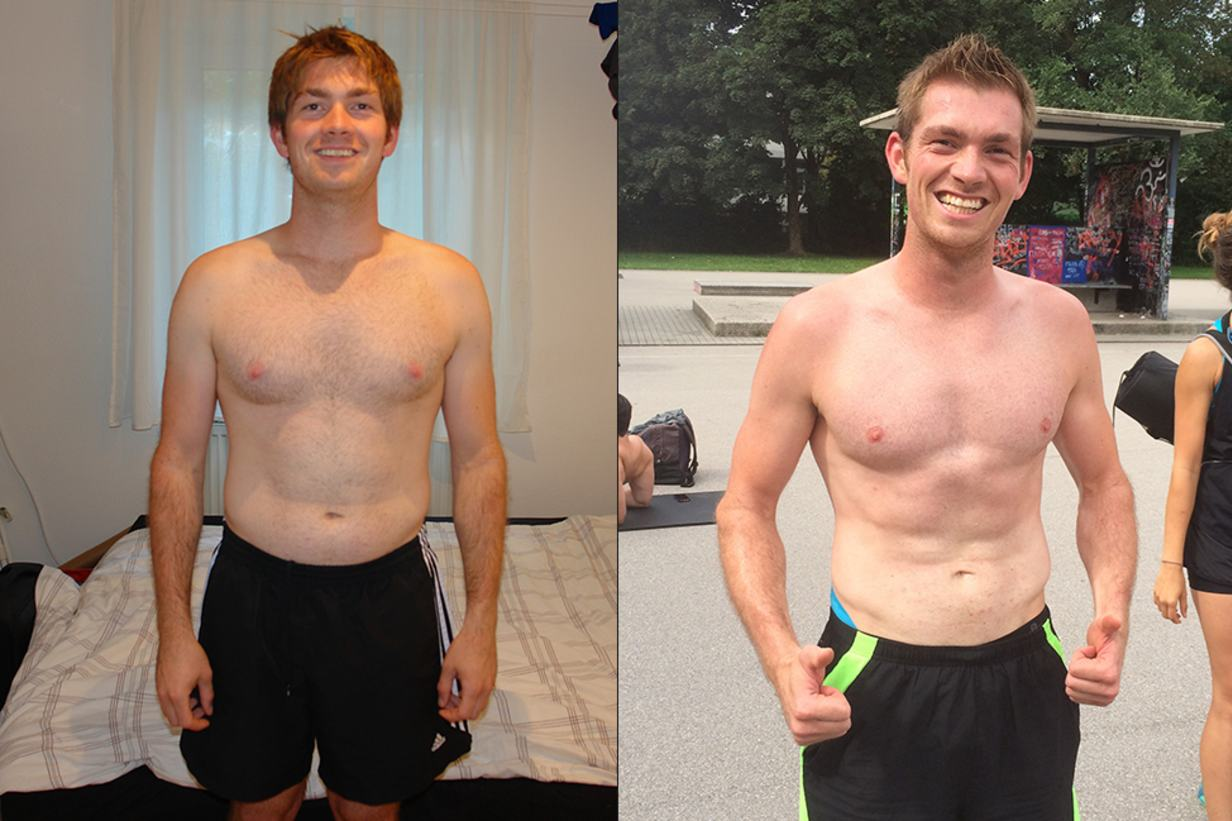 matthias before after