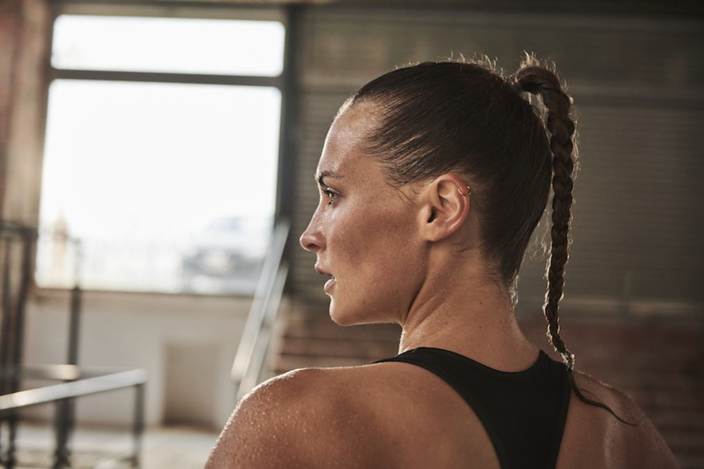Exercise and skincare copy