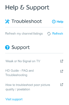 Channel Refresh Tool