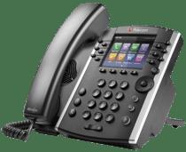 Polycom VVX 400 Series desk phone console