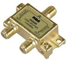 TV007 Coaxial Splitter