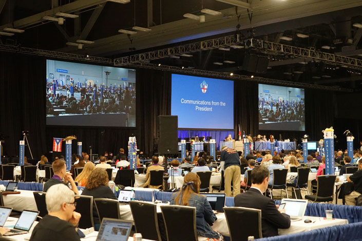 Episcopal General Convention