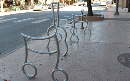 Bicycle Racks photo