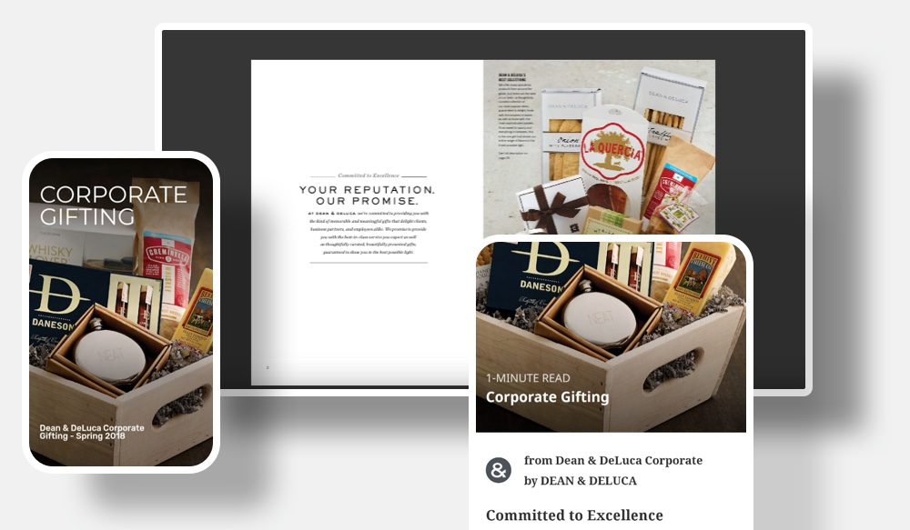 Digital Publishing Platform For Magazines Catalogs And More Issuu