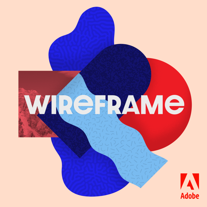 The Wireframe podcast is hosted by Khoi Vinh.