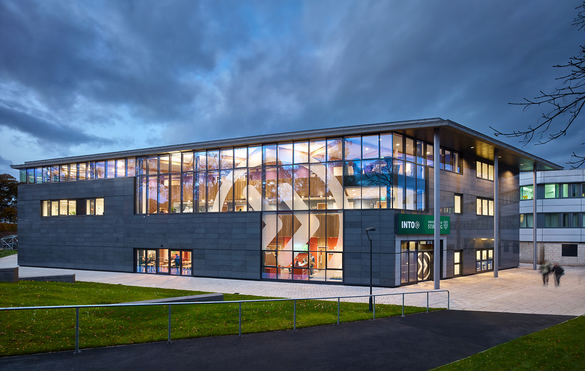INTO Centre at University of Stirling
