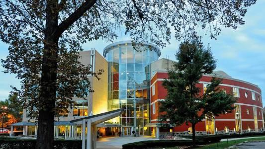 马歇尔大学校内大楼