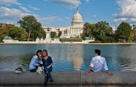 Study in Washington DC near the US Capital at George Mason University
